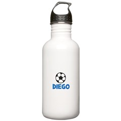 Soccer - Diego Water Bottle