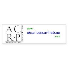 ACRP Bumper Bumper Sticker