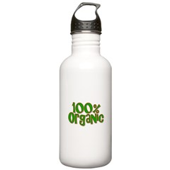 100% Organic Water Bottle