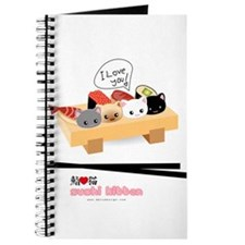 sushi kitten Journal
