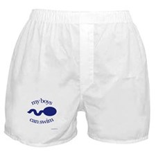 My boys can swim Boxer Shorts