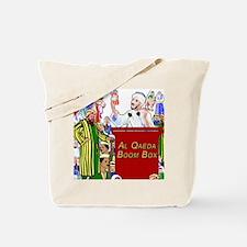 AL Qaeda Boom Box Tote Bag