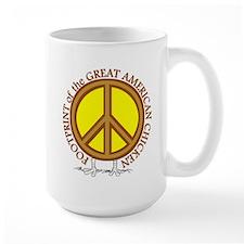 peacechickenyel Mugs