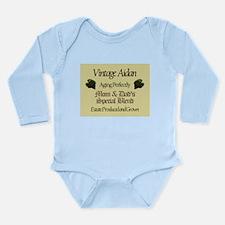 Vintage Aidan Long Sleeve Infant Bodysuit