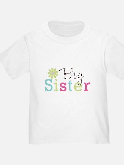 Big Sister Flower T