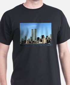 Twin Towers Black T-Shirt
