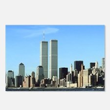 Twin Towers Postcards (Package of 8)