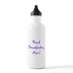 Proud Breastfeeding Mom - Mul Water Bottle