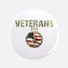 """Veterans For Peace Sign 3.5"""" Button"""