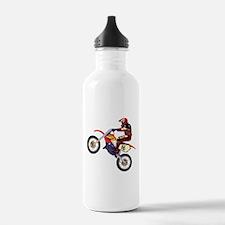 Motorcross Water Bottle