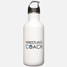 Wrestling Coach Water Bottle