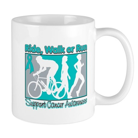 Ovarian Cancer RideWalkRun Mug