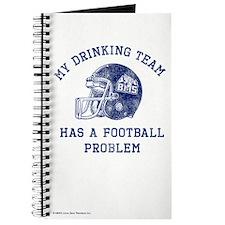 Blue Mountain State Drinking Team Journal