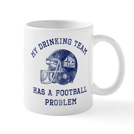 Blue Mountain State Drinking Team Mug