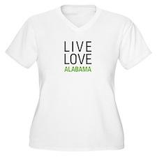 Live Love Alabama T-Shirt