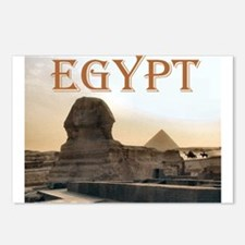 Pyramids of Egypt- Postcards (Package of 8)