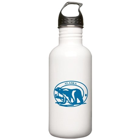 Alaska Stainless Water Bottle 1.0L