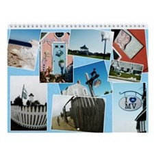 MVI Color Photo Calendar Wall Calendar