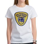 FBI EOD San Francisco Women's T-Shirt