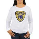 FBI EOD San Francisco Women's Long Sleeve T-Shirt