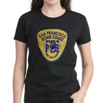 FBI EOD San Francisco Women's Dark T-Shirt