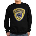 FBI EOD San Francisco Sweatshirt (dark)