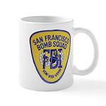 FBI EOD San Francisco Mug