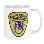 FBI EOD San Francisco Mug