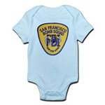 FBI EOD San Francisco Infant Bodysuit