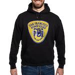 FBI EOD San Francisco Hoodie (dark)
