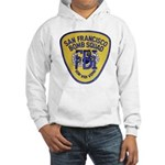 FBI EOD San Francisco Hooded Sweatshirt
