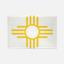 Cute Albuquerque Rectangle Magnet (10 pack)