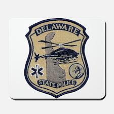 Delaware State Police Aviatio Mousepad