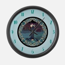 The Oracle Large Wall Clock