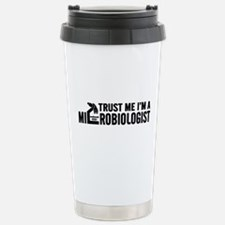 Trust Me I'm A Microbiologist Travel Mug