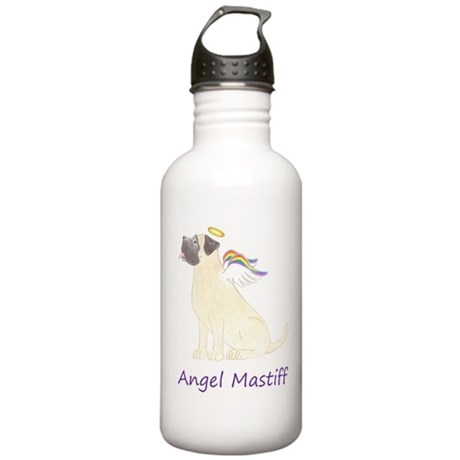 Angel Mastiff Stainless Water Bottle 1.0L
