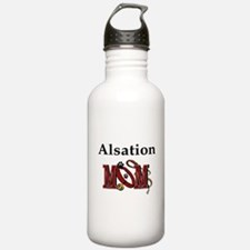 Alsation Mom Water Bottle