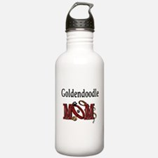 Goldendoodle Gifts Water Bottle