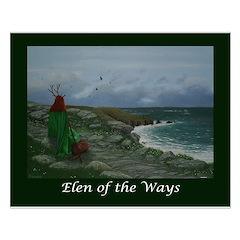 Elen of the ways poster