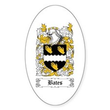 Bates Decal