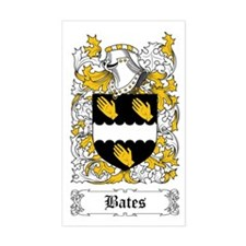 Bates Decal