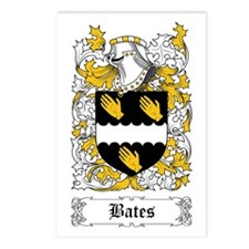 Bates Postcards (Package of 8)