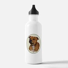 Staffordshire Bull Terrier Water Bottle