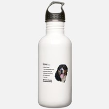 Greater Swiss Mtn Dog Water Bottle