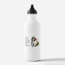 Saint Bernard Gifts Water Bottle