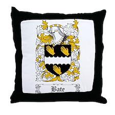 Bate Throw Pillow