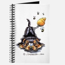 Bee Yorkie Lover Journal