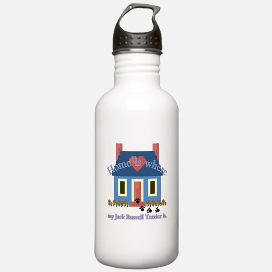 Jack Russell Terrier Water Bottle