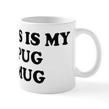 Fawn Pug Mug Mug