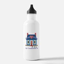 Treeing Walker Coonhound Water Bottle